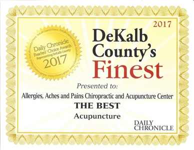 DeKalb County's Finest Award