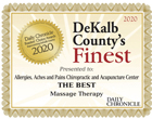 DeKalb County Best Massage Therapy in Sycamore IL