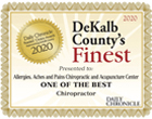 DeKalb County One Of The Best Chiropractors in Sycamore IL
